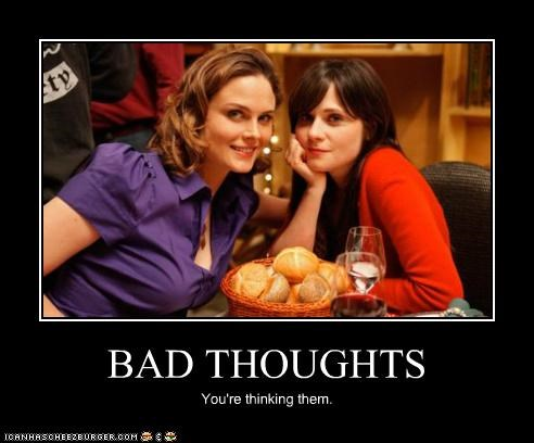 actor celeb demotivational Emily Deschanel funny sexy zooey deschanel - 4850353920