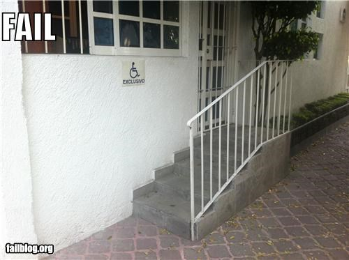 failboat g rated handicapped Professional At Work stairs - 4850527488