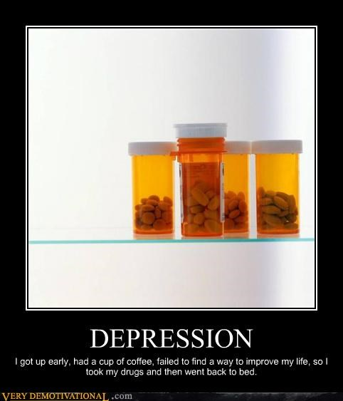 depression drugs Sad unfortunate