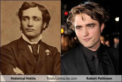 actors historical figures robert pattinson twilight