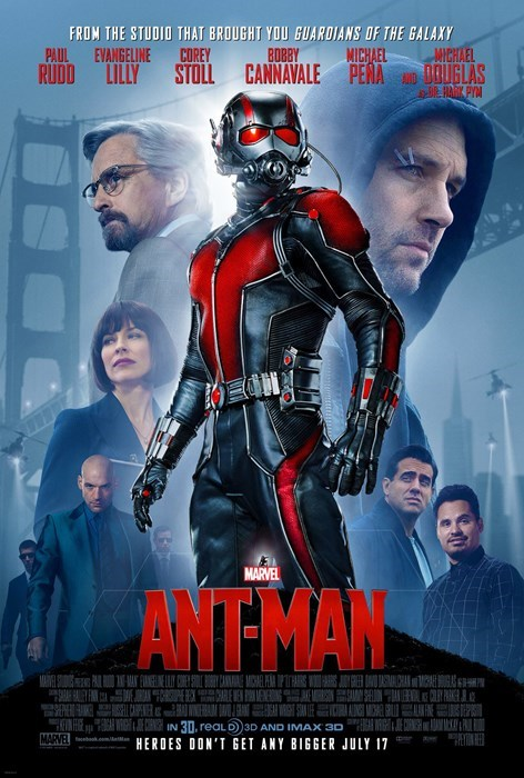 marvel posters ant man - 485125