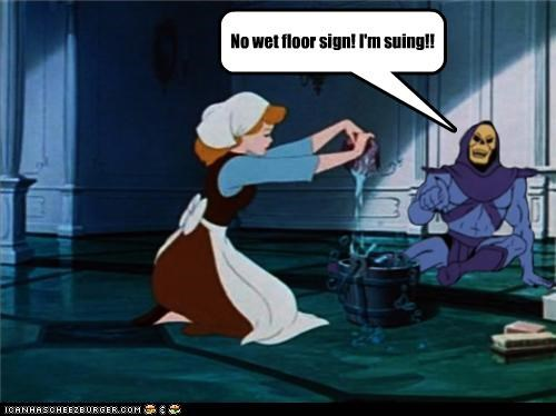 animation,cinderella,disney,fake,funny,skeletor