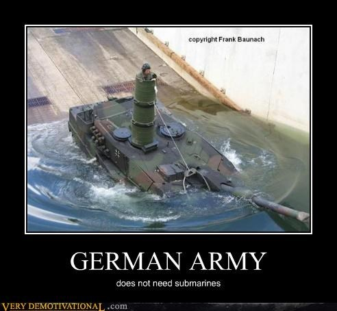germans,hilarious,subarmarines,tank,wtf