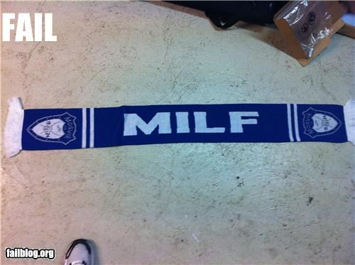 acronym,clothing,failboat,innuendo,milf,soccer,sports