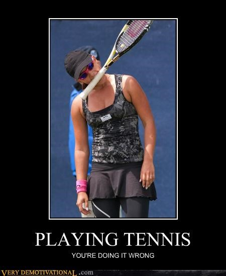 eating hilarious tennis wrong wtf - 4852624640