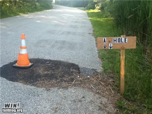 classic,clever,hacked irl,holes,sign