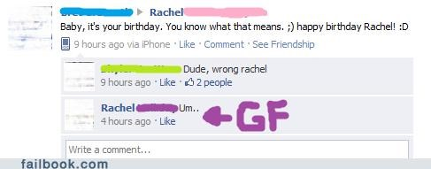 birthday girlfriend oops - 4853256448