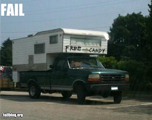 failboat free candy innuendo pedobear sketchy trucks - 4853467904