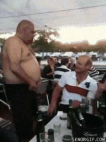 big beautiful men