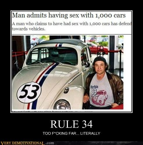 cars,herbie,hilarious,Rule 34,sex,wtf