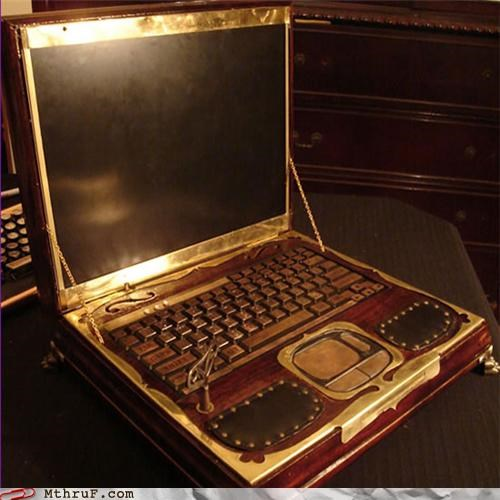 laptop,Steampunk,swag