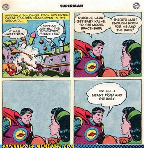 Awkward costume creepy Straight off the Straight off the Page superman - 4854330368