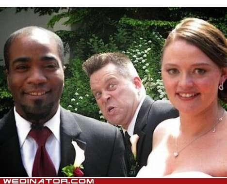 photobomb,political pictures,Wedding Photobomb