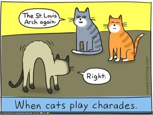 arch arched charades comic comics games st-louis - 4854339840