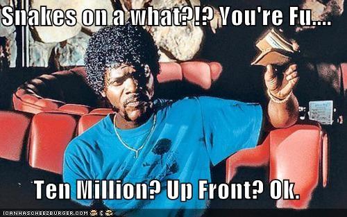 actor celeb funny Samuel L Jackson - 4854347776