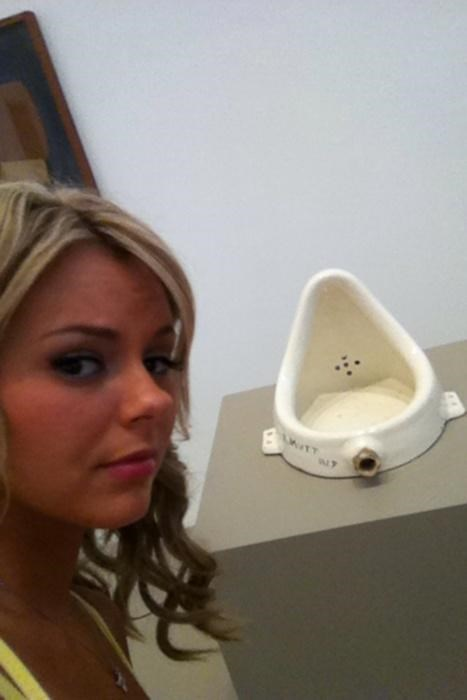 Art Criticism,bree olson,Dada,fountain,Marcel Duchamp,Philadelphia Museum of Ar
