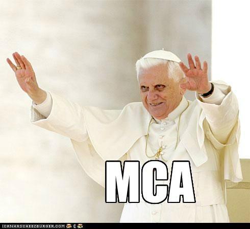 political pictures Pope Benedict XVI - 4857343488