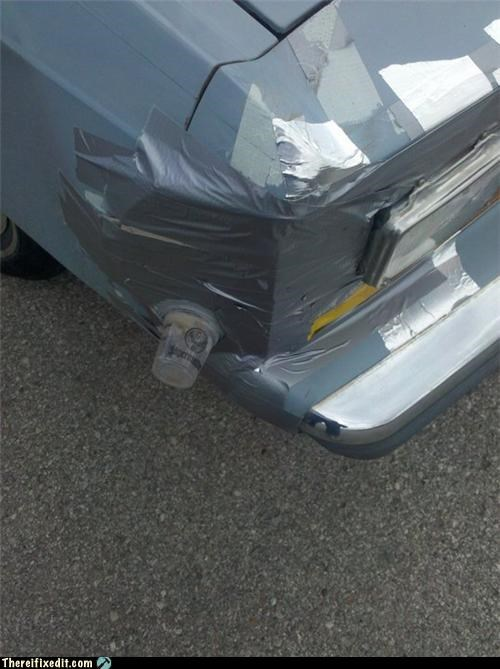 cup dual use duct tape turn signal - 4858612480
