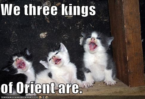 We Three Kings Of Orient Are Cheezburger Funny Memes Funny