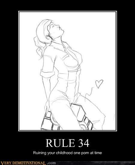 art chell companion cube hilarious Portal Rule 34
