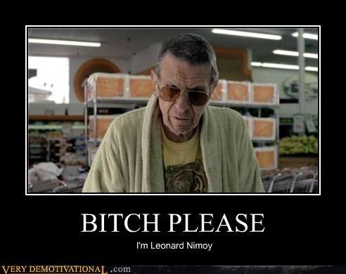 hilarious Leonard Nimoy please Spock wtf - 4860112384