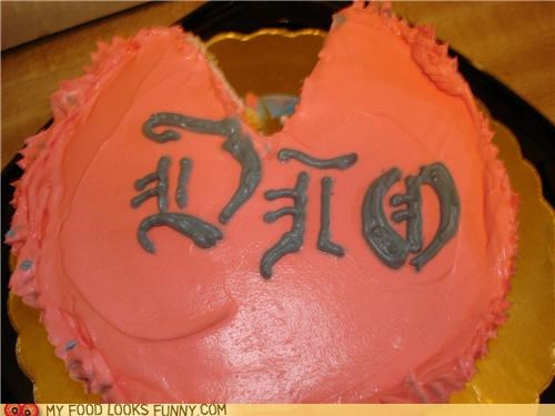 cake contrary dio frosting metal pink ronnie james dio - 4860249344