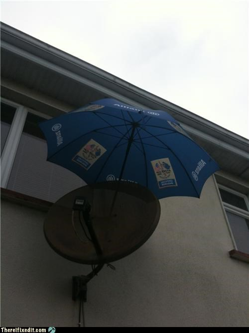 satellite dish umbrella waterproof - 4860267264