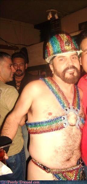 gay glitter miner rainbow - 4861893120