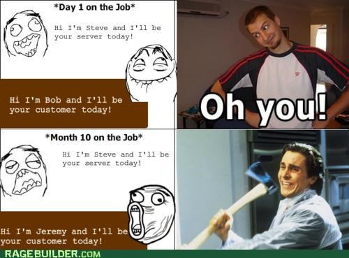 annoying customer Rage Comics server work - 4862139392