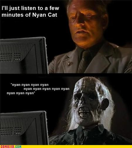 computer Death Movie Nyan Cat the internets - 4862286080