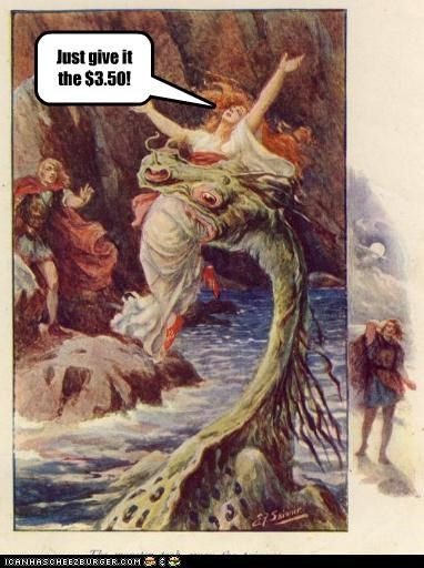 art color funny illustration monster mythology - 4862485248