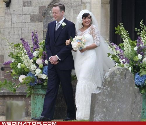 celebrity weddings funny wedding photos Lily Allen - 4862505984