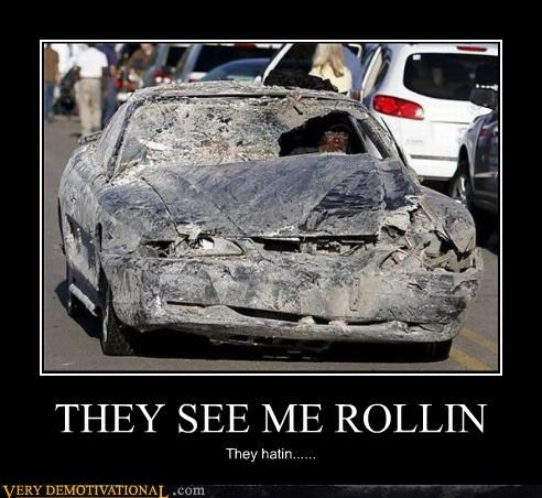 car hating hilarious rollling wtf - 4862986496