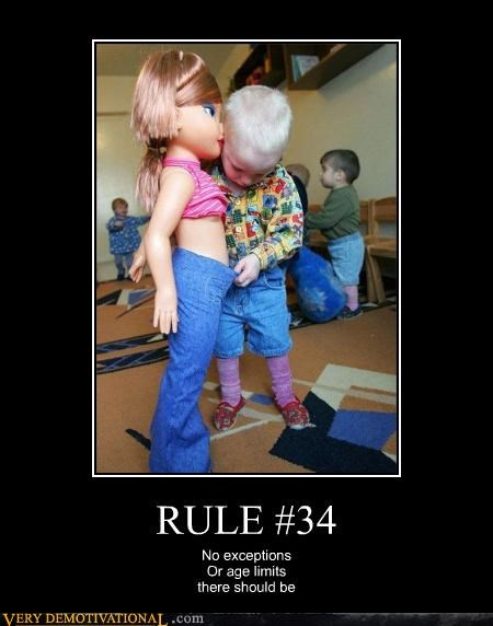 doll hilarious kids no exceptions Rule 34 wtf - 4863576064