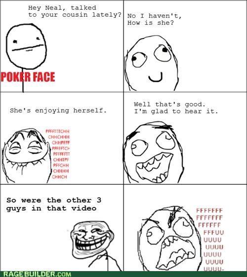 cousin Rage Comics that sounds naughty Video - 4863705856