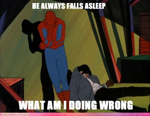 animation funny meme Spider-Man - 4864276992