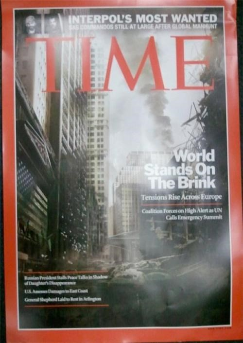 magazine covers Modern Warfare 3 time magazine video games - 4864547072