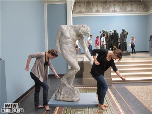 art beyoncé choreography clever dance sculpture statue - 4864755712