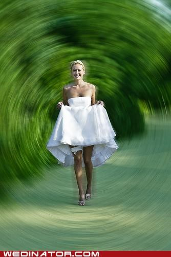 bad photoshop bride funny wedding photos - 4864937216