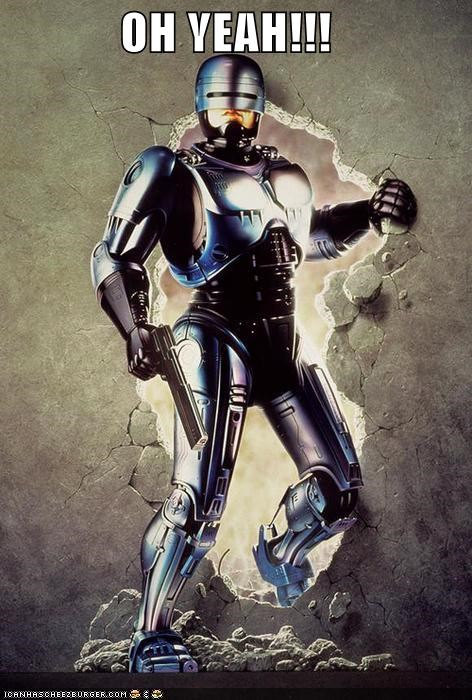 funny Movie robocop - 4864937728