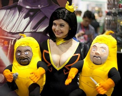 cosplay,cosplay corner,dr-girlfriend,dr-mrs-the-monarch,moppets,Venture Bros