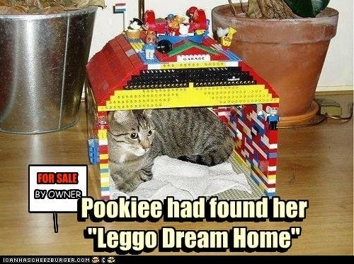 "gggggggggggggggggggg FOR SALE BY OWNER ___ n n n Pookiee had found her ""Leggo Dream Home"" Pookiee had found her ""Leggo Dream Home"""