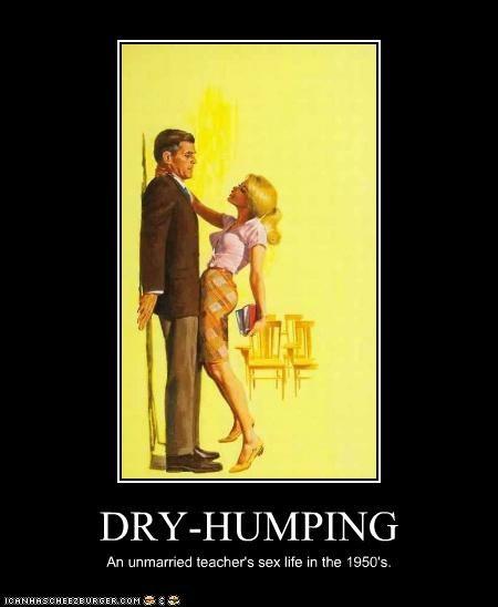 Dry humping pics