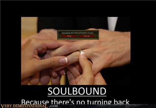 hilarious marriage soulbound WoW - 4865660672