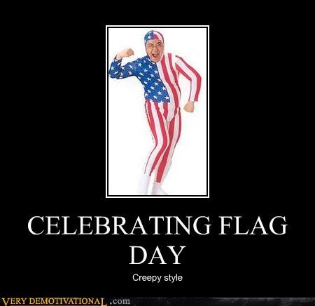 costume,creepy,flag day,hilarious,wtf