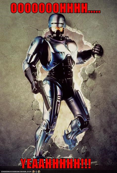 funny Movie robocop - 4867559424