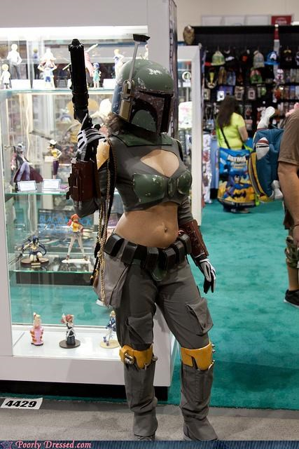 Dressed to Win: Boba Femm