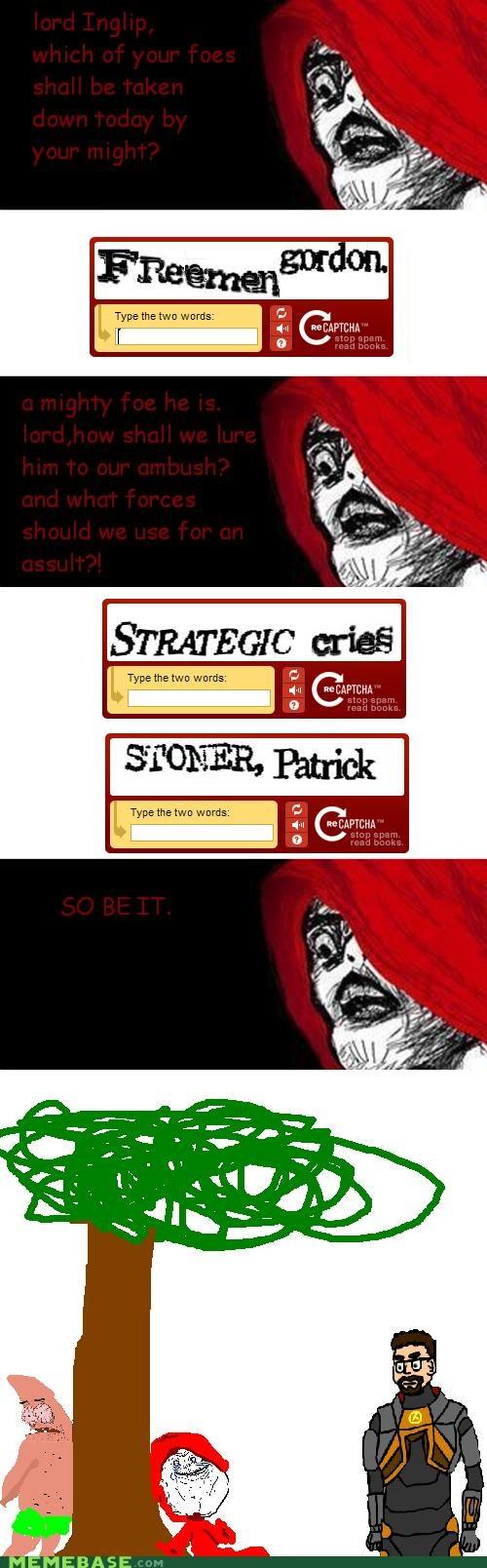 comics consequences gordon freeman half life inglip patrick stoner - 4867782912