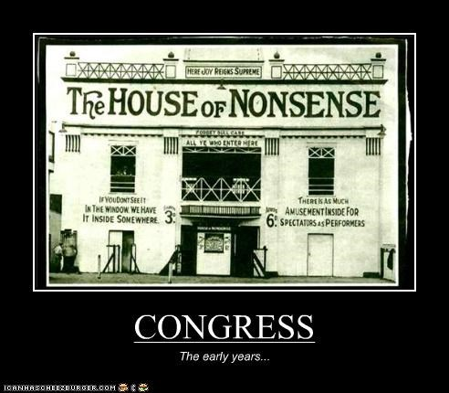 CONGRESS The early years...
