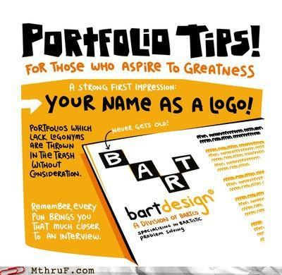 art creative infographic portfolio - 4868872960